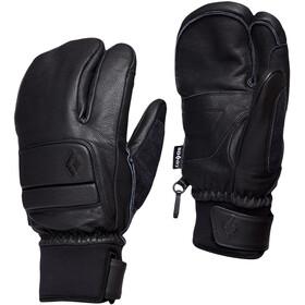 Black Diamond Spark Finger Gloves Women, smoke